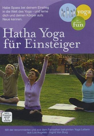 DVD »Hatha Yoga für Einsteiger«