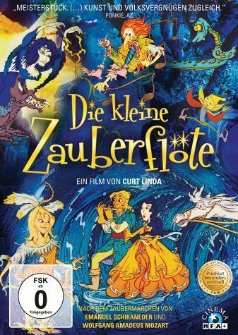 DVD »Die kleine Zauberflöte«