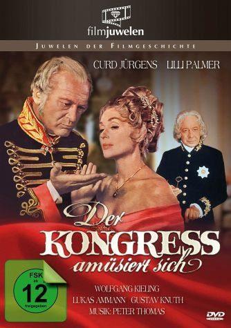 DVD »Der Kongress amüsiert sich«