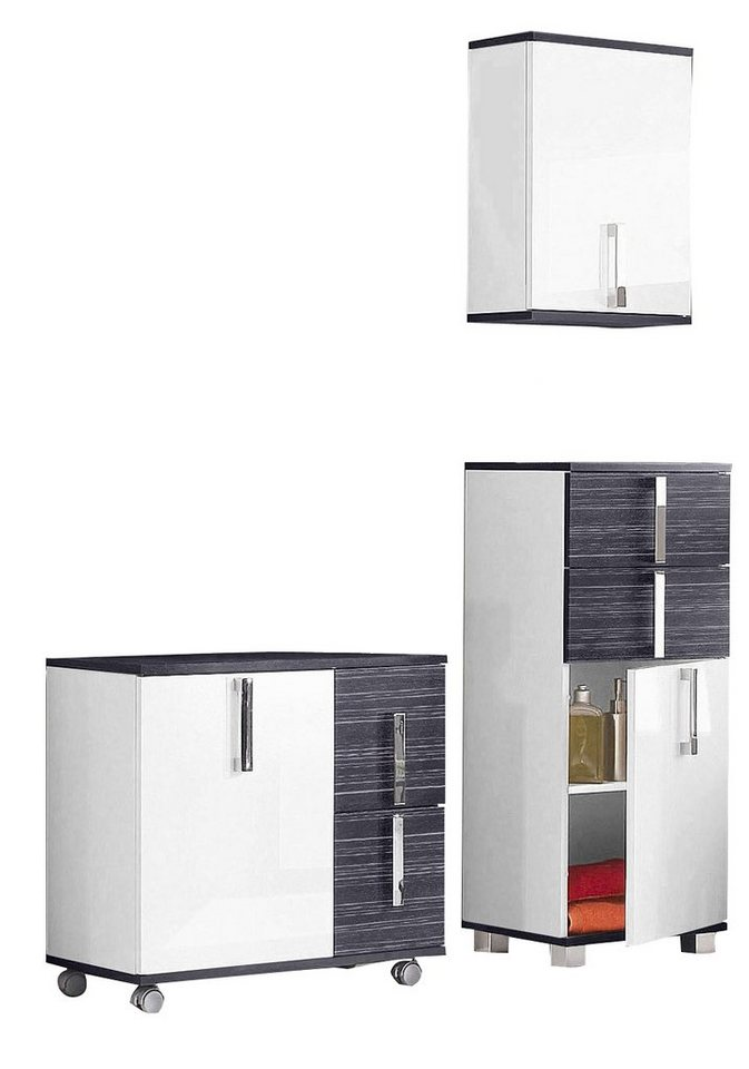 badm bel set kampen 3 tlg online kaufen otto. Black Bedroom Furniture Sets. Home Design Ideas