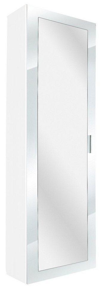 Garderobenschrank milano mit spiegel kaufen otto - Garderobenschrank mit spiegel ...