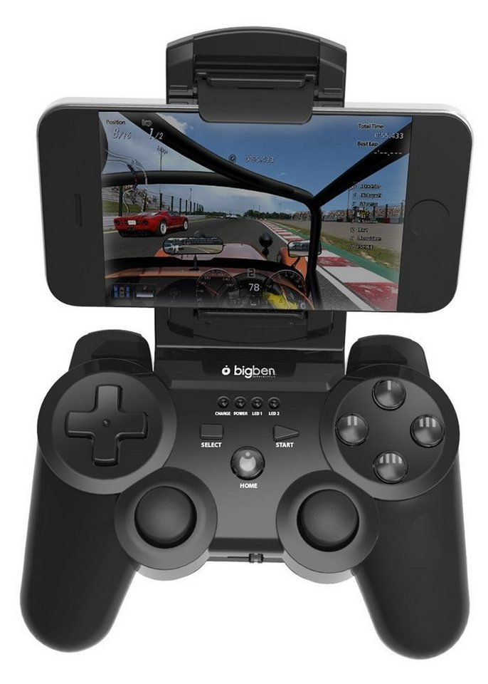 BIGBEN Joypad Gamephone Controller Pro (iOS,Android) »(Tablet/Smartphone)«