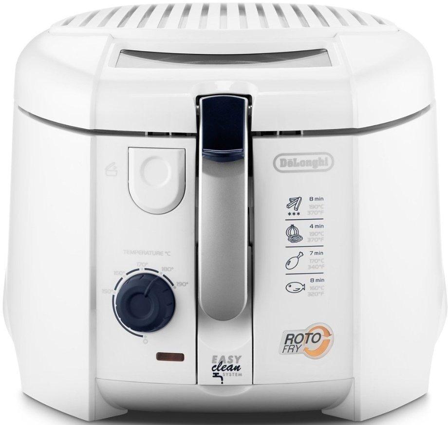 De'Longhi Roto-Fritteuse »F28311.W1«, 1,1 Liter, 1800 Watt