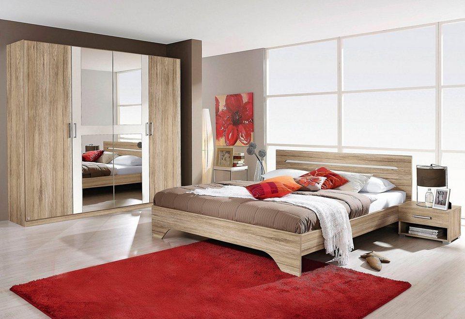 rauch pack s schlafzimmmer spar set 4 tlg otto. Black Bedroom Furniture Sets. Home Design Ideas