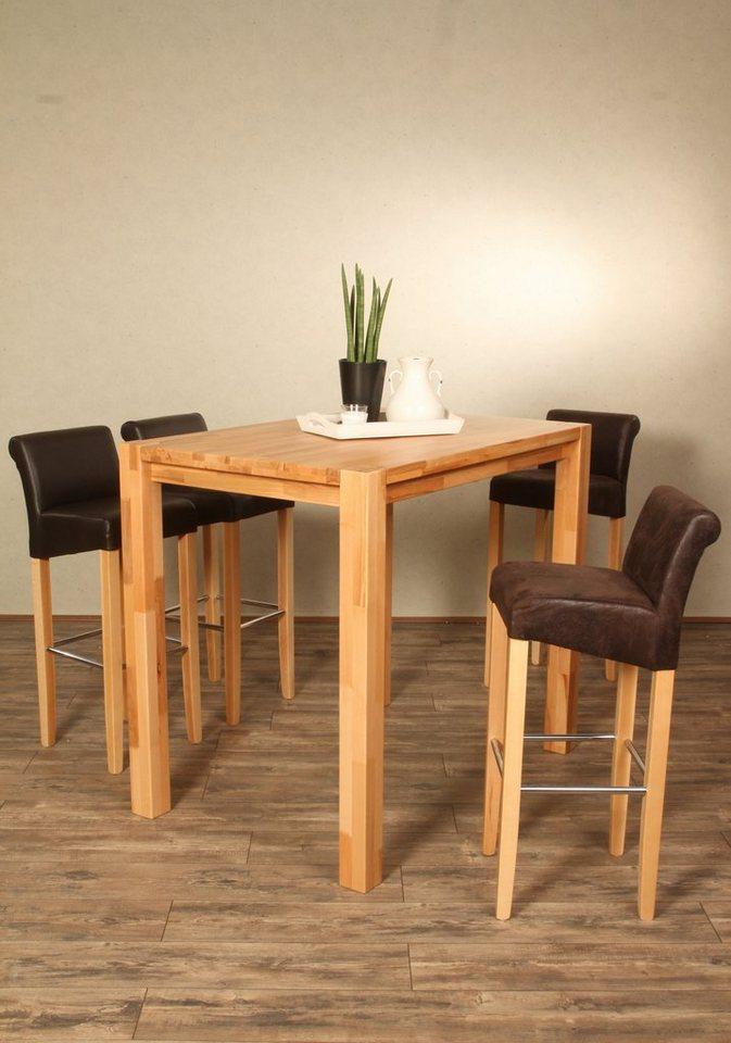 stehtisch premium collection by home affaire paul online kaufen otto. Black Bedroom Furniture Sets. Home Design Ideas