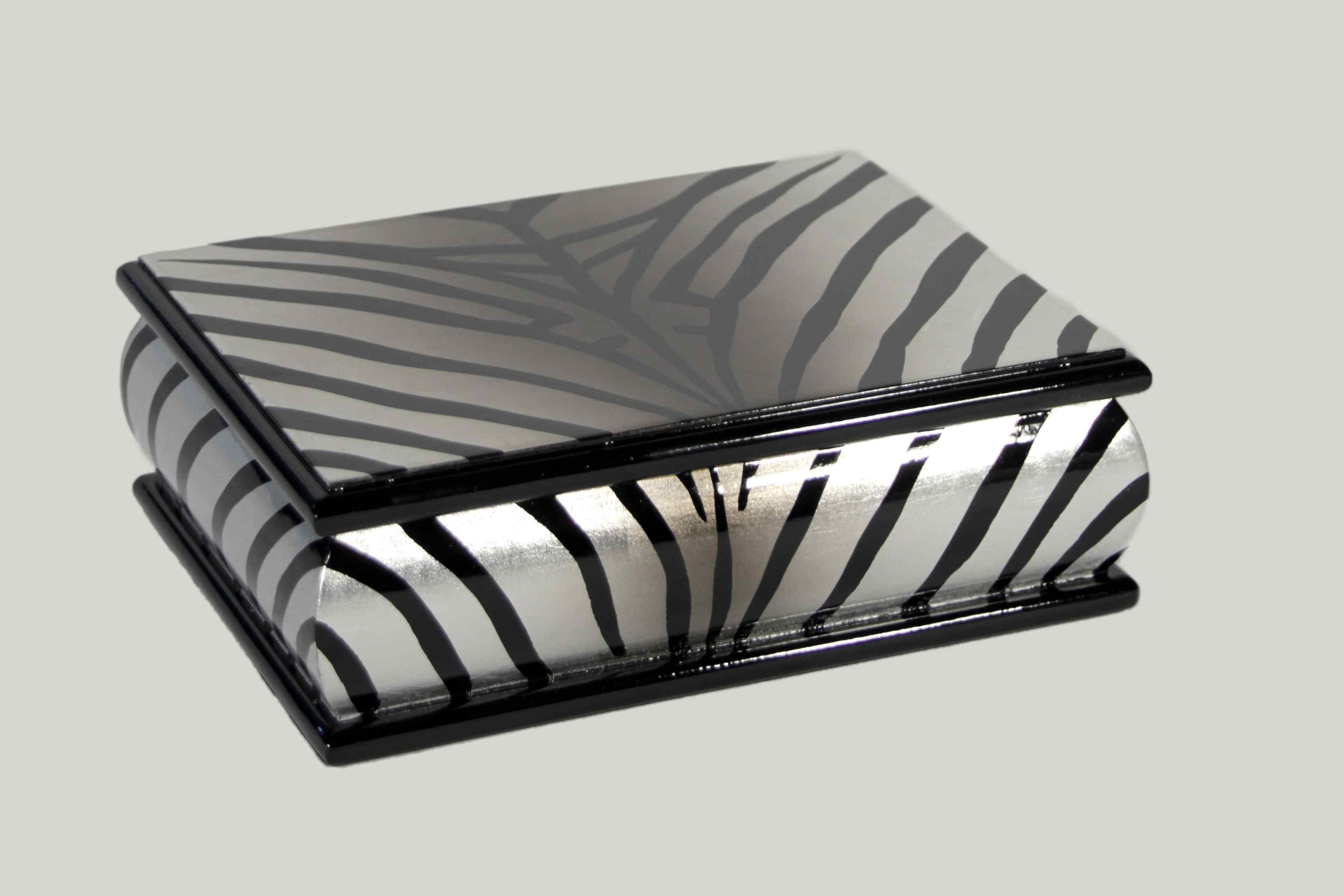 Schmuckbox, Home affaire, »Zebra«