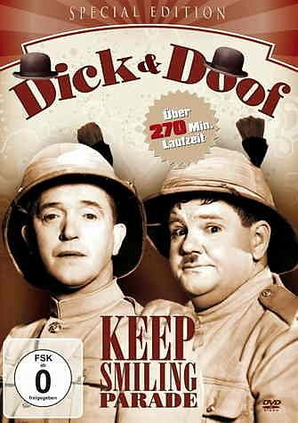 DVD »Dick & Doof - Keep Smiling Parade«