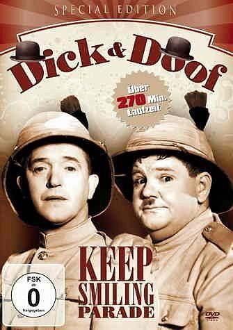 DVD »Dick & Doof - Keep Smiling Parade«