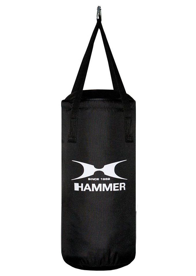 Boxsack, Nylon, schwarz, »Fit«, Hammer® in schwarz