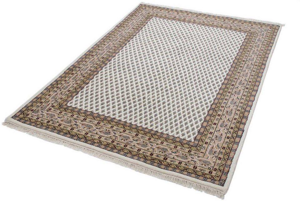 Orient teppich  Orient-Teppich, Parwis, »Sarough Mir«, Handgeknüpft, Wolle, 140 ...