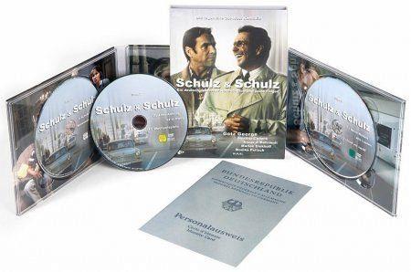 DVD »Schulz & Schulz DVD-Box«