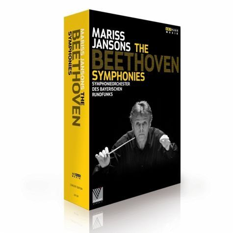 DVD »Mariss Jansons - The Beethoven Symphonies (3...«