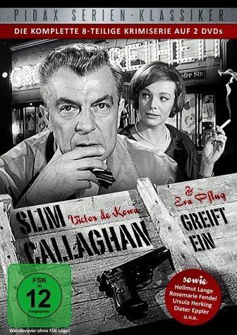 DVD »Slim Callaghan greift ein (2 Discs)«