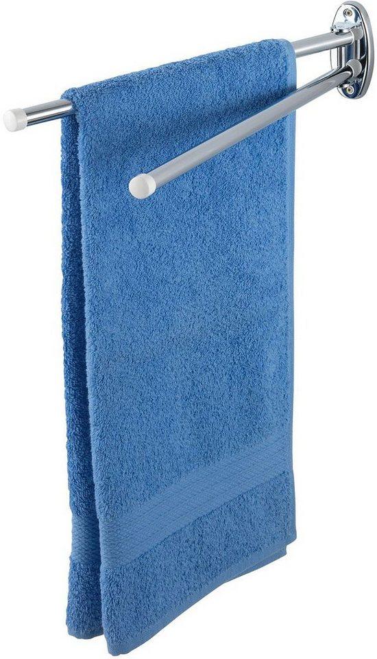 WENKO Handtuchhalter Basic mit 2 Armen kaufen