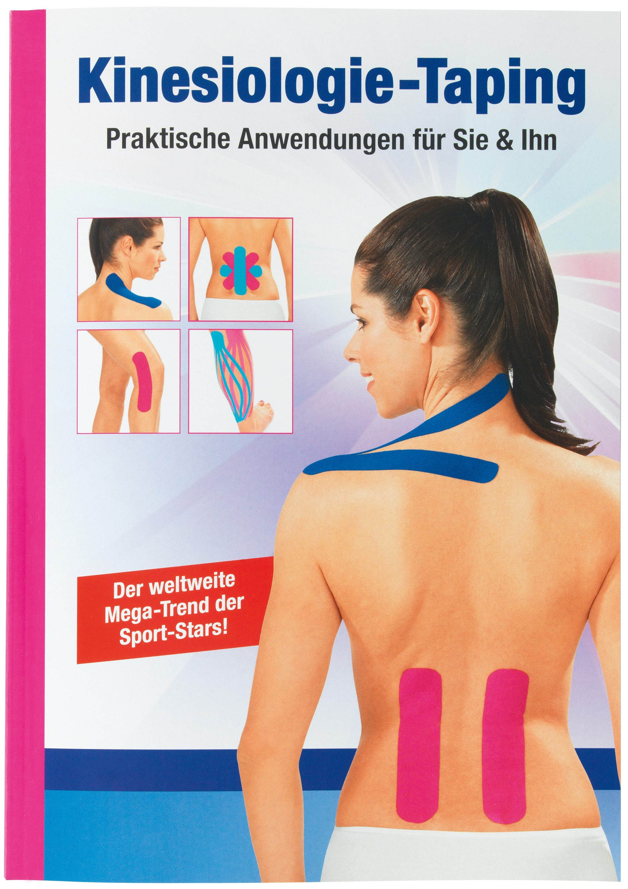 Kinesiologie-Taping Buch