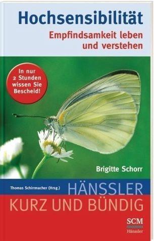 Broschiertes Buch »Hochsensibilität«