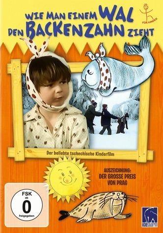 DVD »Wie man einem Wal den Backenzahn zieht«