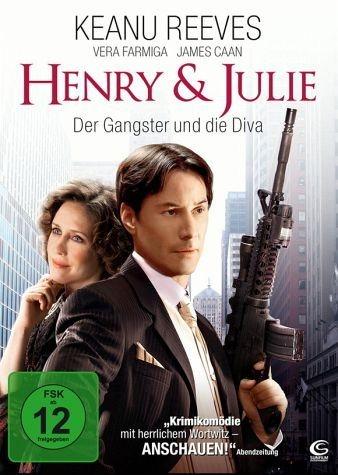 DVD »Henry & Julie - Der Gangster und die Diva«