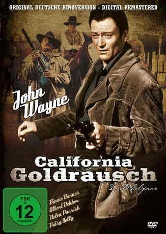 DVD »California Goldrausch«