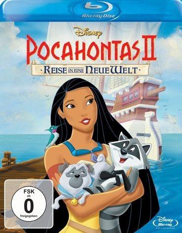 Blu-ray »Pocahontas 2 - Reise in eine neue Welt«