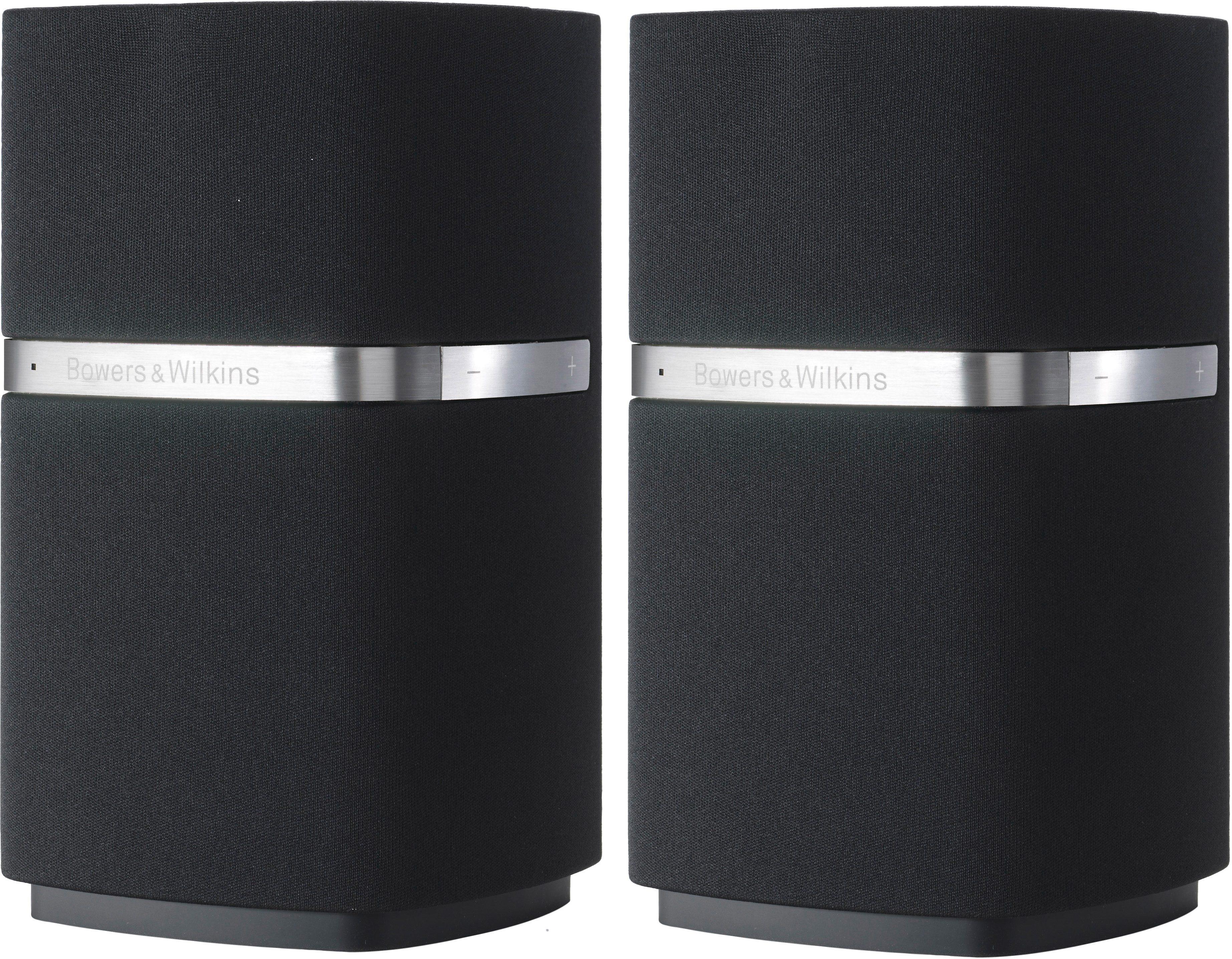 Bowers & Wilkins MM-1 HiFi-PC-Lautsprecher-Set, 4 x 18 Watt