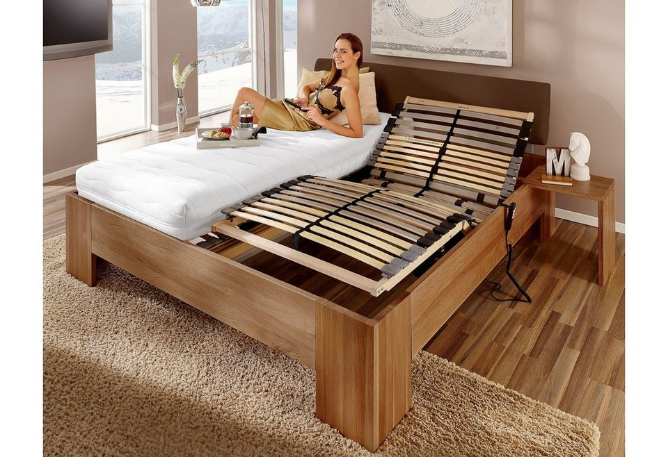 lattenrost optima lr motor beco 30 leisten kopfteil. Black Bedroom Furniture Sets. Home Design Ideas