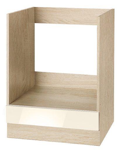 wiho Küchen Herdumbauschrank »Flexi« Höhe 82 cm