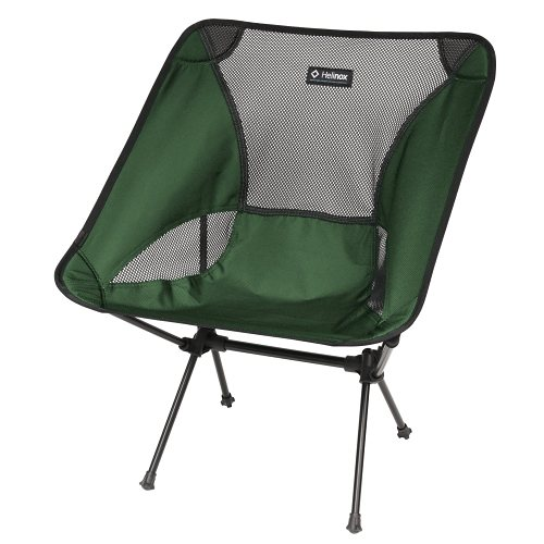 Helinox Campingstuhl »Chair One« in green/black