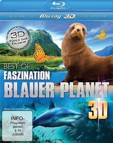 Blu-ray »Best Of Faszination blauer Planet 3D (Blu-ray...«