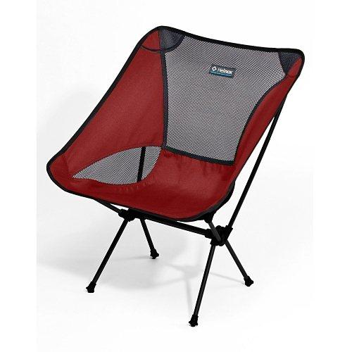 Helinox Campingstuhl »Chair One« in red/black