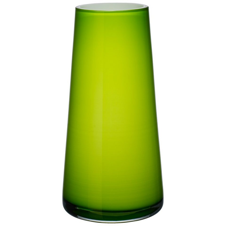 VILLEROY & BOCH Vase juicy lime 340mm »Numa« in Dekoriert