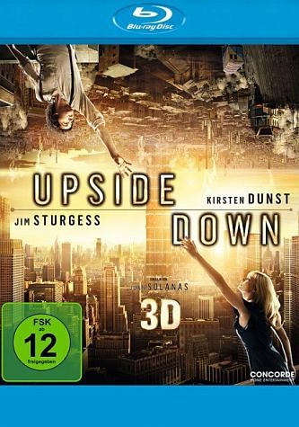 Blu-ray »Upside Down (Blu-ray 3D)«