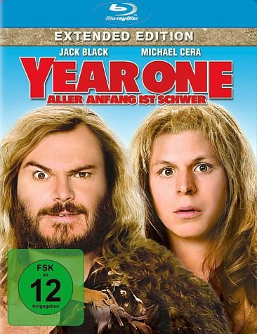 Blu-ray »Year One - Aller Anfang ist schwer (Extended...«