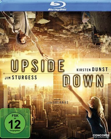 Blu-ray »Upside Down«