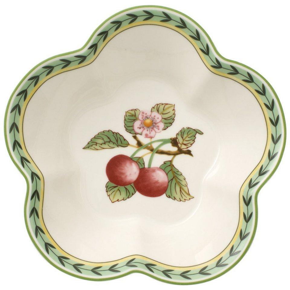 VILLEROY & BOCH Schale klein 15cm »French Garden Charm« in dekoriert