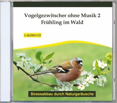 Audio CD »Thomas Rettenmaier: Vogelgezwitscher Ohne...«