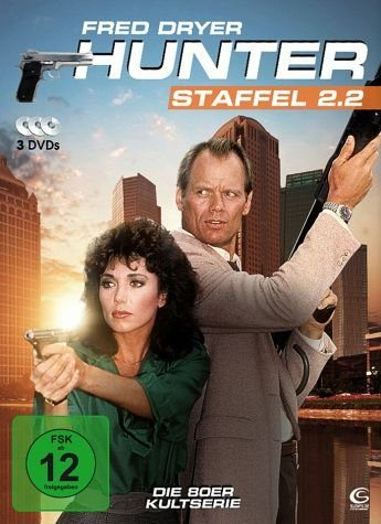 DVD »Hunter - Staffel 2.2 (3 Discs)«