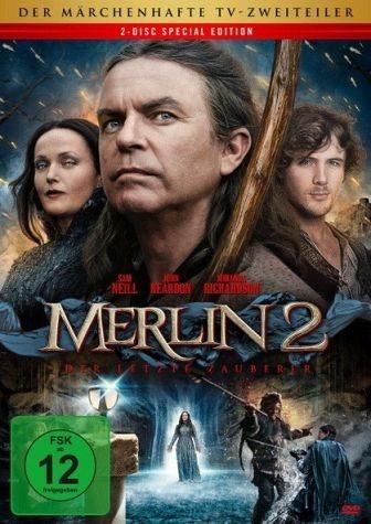 DVD »Merlin 2 - Der letzte Zauberer (2 Discs)«