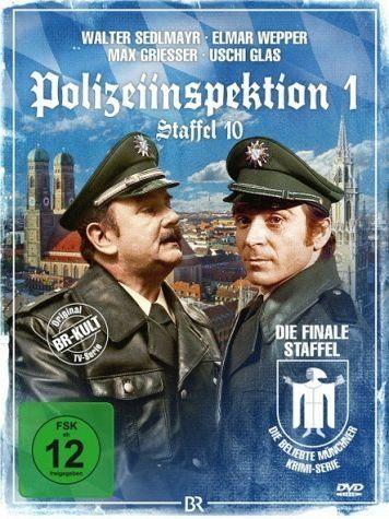 DVD »Polizeiinspektion 1 - Staffel 10 (3 Discs)«