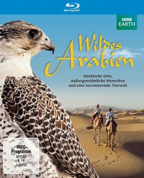 Blu-ray »Wildes Arabien«