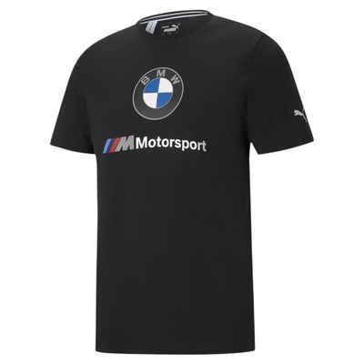 PUMA T-Shirt »BMW M Motorsport Essentials Herren T-Shirt mit Logoprint«