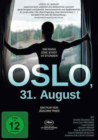 DVD »Oslo, 31. August (OmU)«