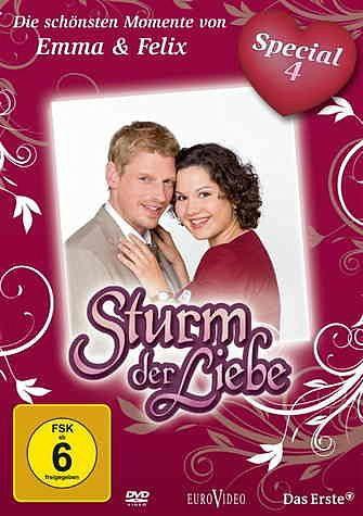 DVD »Sturm der Liebe - Special 4«