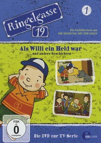 DVD »Ringelgasse 19 - Als Willi ein Held war... und...«