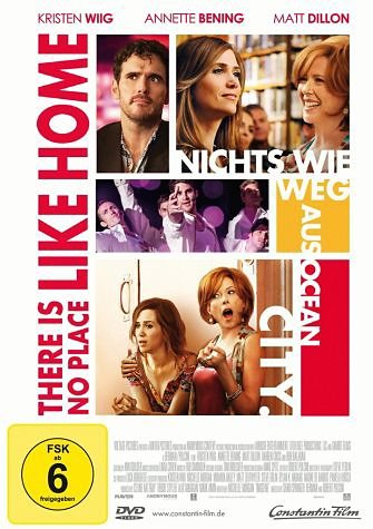 DVD »There Is No Place Like Home - Nichts wie weg...«