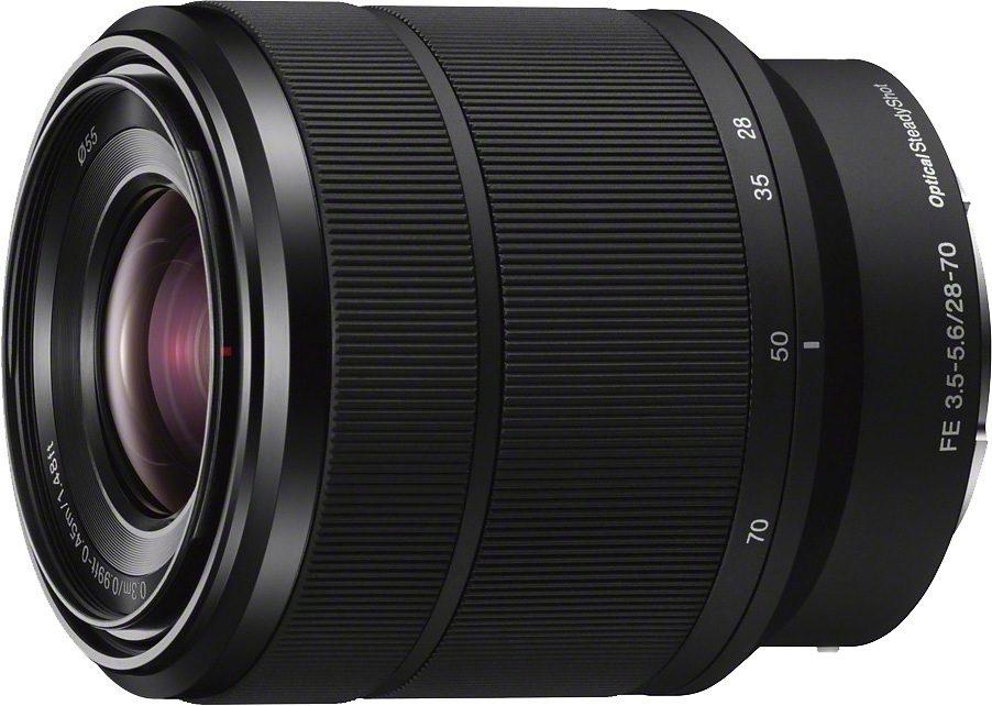 Sony SEL-2870 FE 28–70 mm F 3,5–5,6 OSS Standardzoom Objektiv