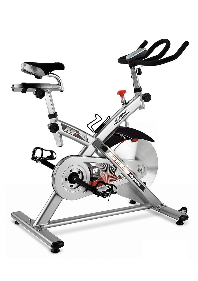 Indoor Cycle, silber-schwarz, »SB3 Magnetic«, BH-Fitness