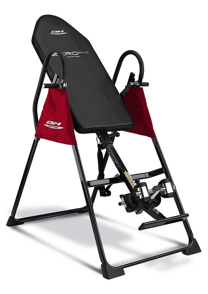 Schwerkrafttrainer, schwarz, »Zero Pro«, BH-Fitness in schwarz