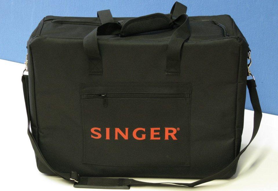 Singer Nähmaschinen-Tasche (H/B/T: 34/46/20,5 cm)