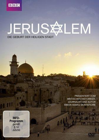DVD »Jerusalem - Die Geburt der Heiligen Stadt«